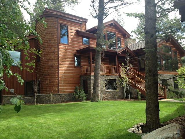 New Luxury Private Mountain Home - Teton Village