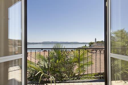 Casa Rossa on Lake Maggiore SKY - Lesa - Appartement