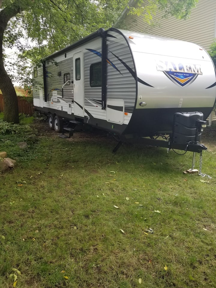 Forest River camper