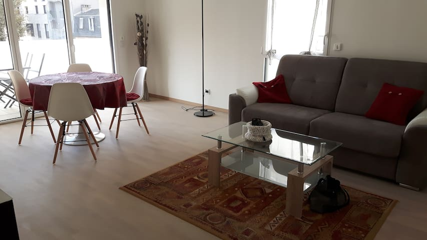 Appartement neuf à Aix les bains