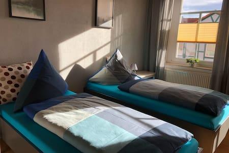 100qm Ferienwohnung in Halberstadt