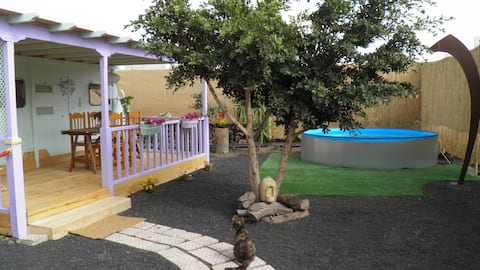 Chalet en oasis privado a 15 min de Timanfaya