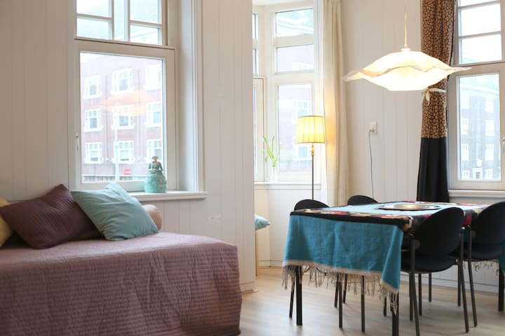 Fully renovated light apartment | Beethovenstraat