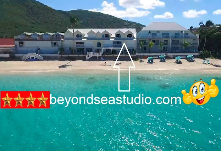 ❤️❤️❤️beyondseas grand case beach ⭐️⭐️⭐️⭐️