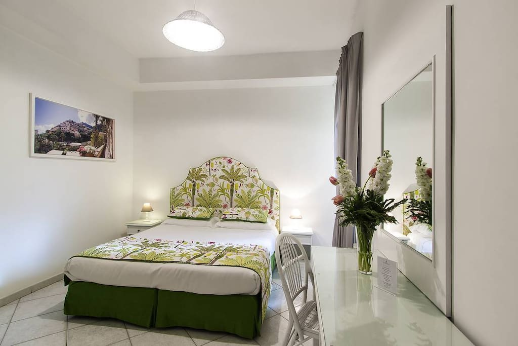 one of our comfort double room