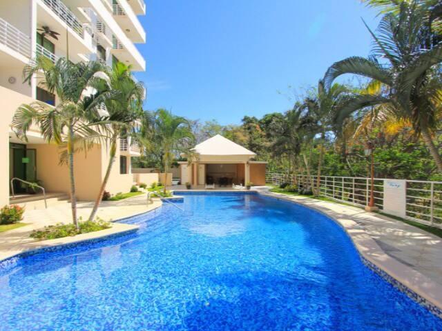 *4c Lindo apartamento de playa con vista al mar