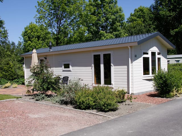 Cozy and tastefully furnished house in a family friendly holiday complex
