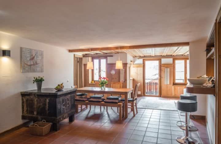 Edelweiss Ferienwohnung, Casa Dadens, (Flims Dorf), 6027, 3.0 room apartment - 6027