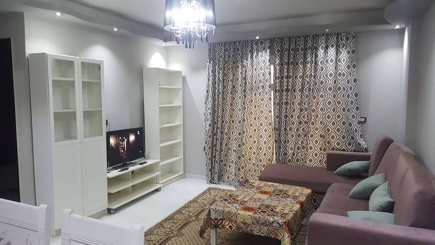 Modern apartment  2 bedrooms in Madinaty