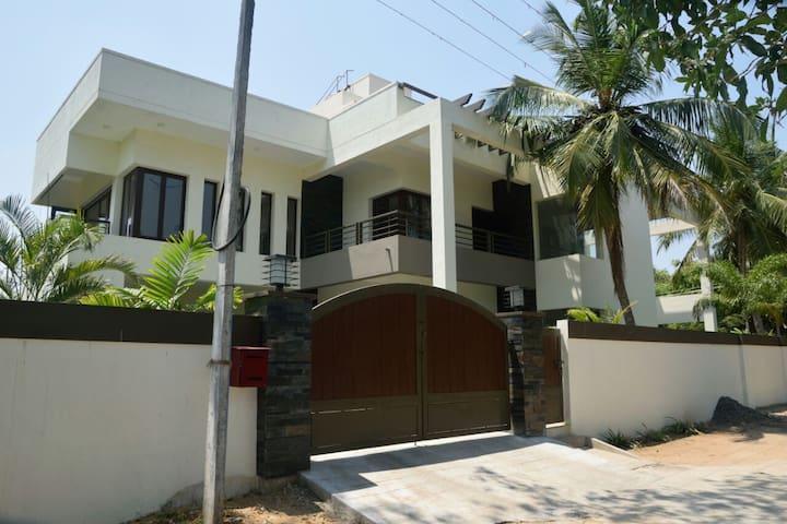 Riverside Allure - Villa - Kanathur Reddikuppam - Вилла