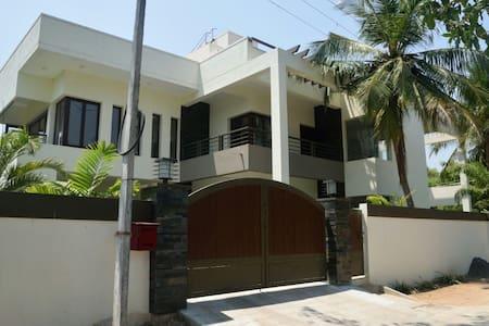 Riverside Allure - 4 BR Villa - Kanathur Reddikuppam