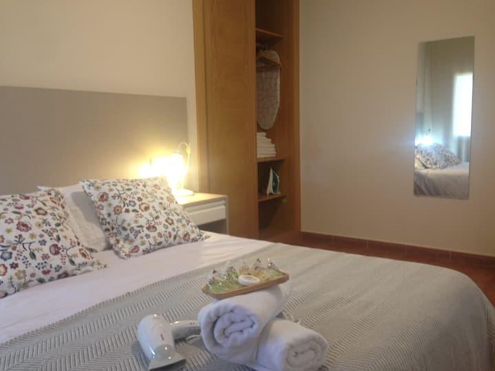 Aqualecer Estudio 1 Dormitorio con Terraza