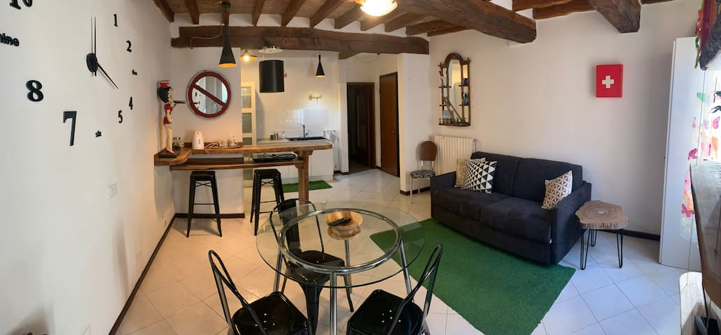 Lovely apartment in the heart of Modena