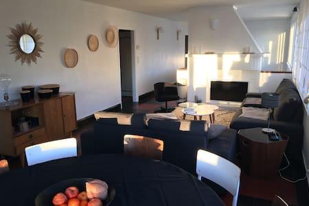 Grande Villa ArtDeco - Vue Canche - Le Touquet-Paris-Plage