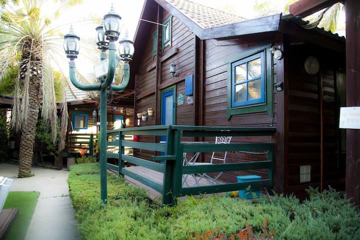 Maya cabin