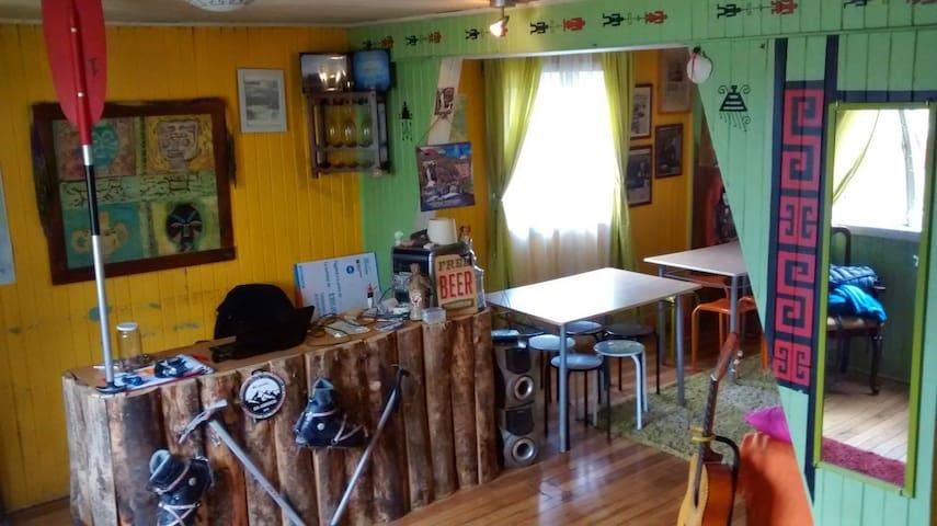 Hostel Ruca Puerto Varas