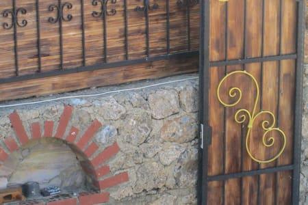 die Villa steht in Kestel als letzte ruhig ,schön - Tosmur Belediyesi - Villa