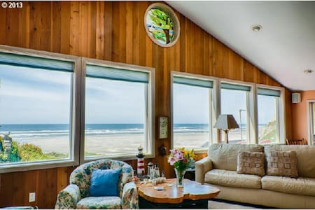 The View at Agate Beach-Scenic Beachfront Privacy - 班登(Bandon) - 住宿加早餐