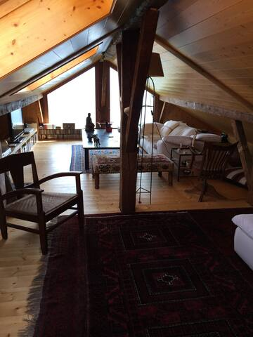 Room with a view - Martigny-Combe - Chalet