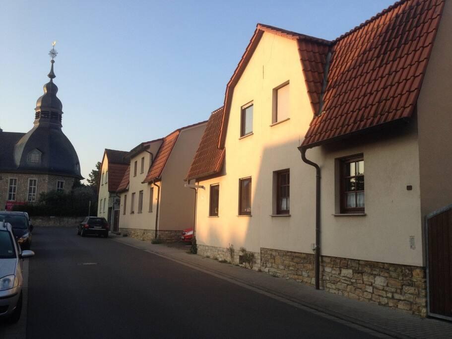 Straßenansicht Herrbornstrasse 44-46, Gau-Algesheim