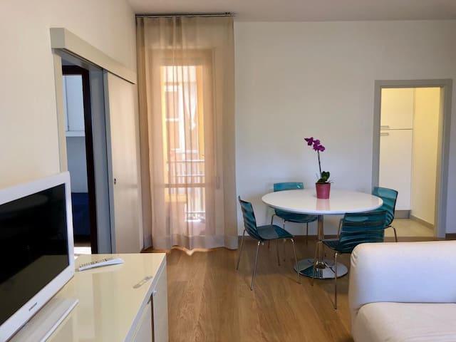 Appartamento trilocale Bellaria centro con garage