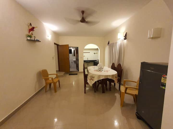 Alfred Studio with 1BHK