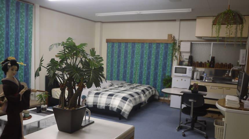 Welcome to J's house 静岡市繁華街まで5分1F貸切♫無料WiFi♫37㎡