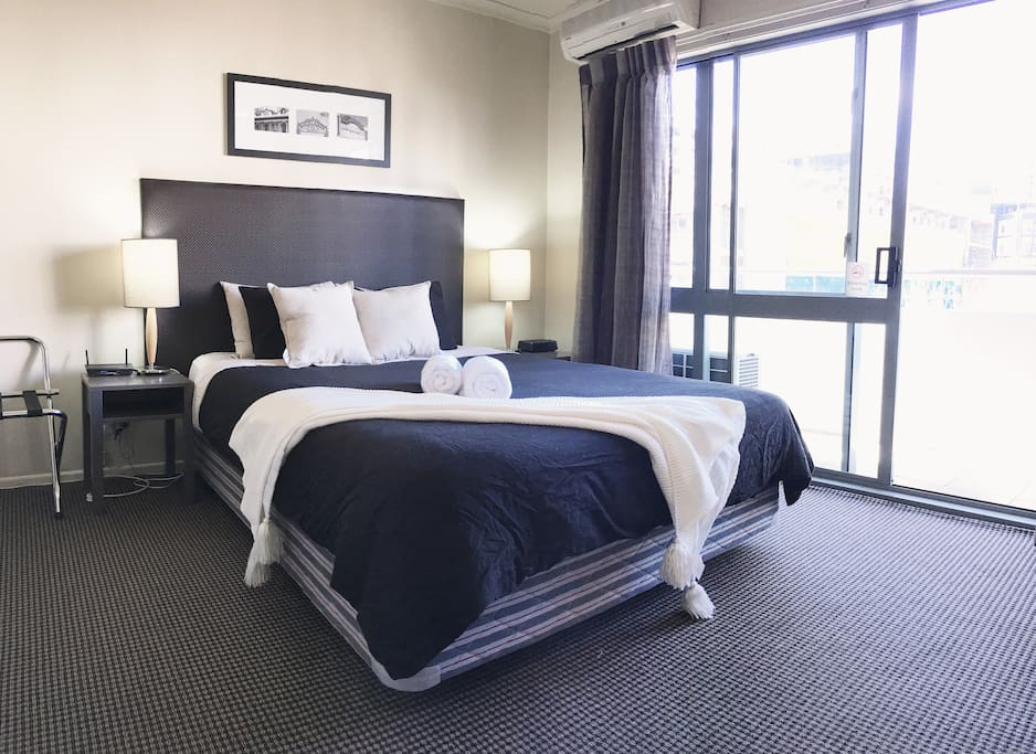 Feel right at home in Auckland's CBD.