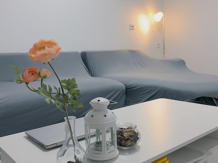 【二个人】摩洛哥风格  大空间两居室 轰趴 多人聚会间