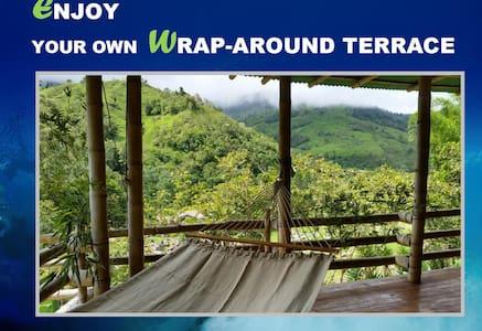 Chirripo & Cloudbridge Nature Reserve &Unique Yurt - House