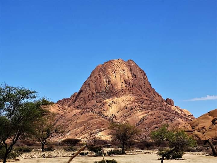 Spitzkoppe Tented camp