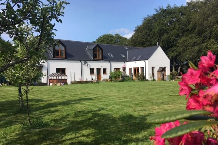 Spacious En-Suite Room/Private Entrance - Speyside