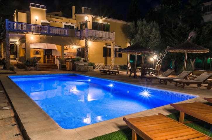 Villa Verano - for big families oder groups