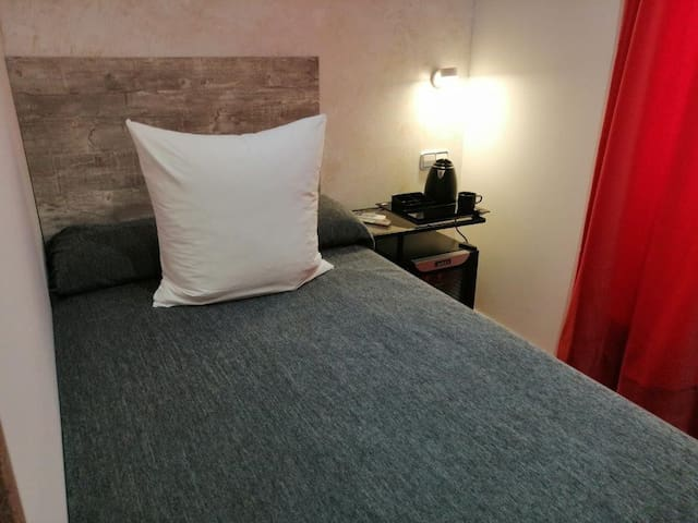 little single room