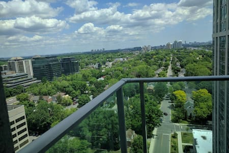 Beautiful Luxury One Bedroom Condo with Balcony - Appartement en résidence