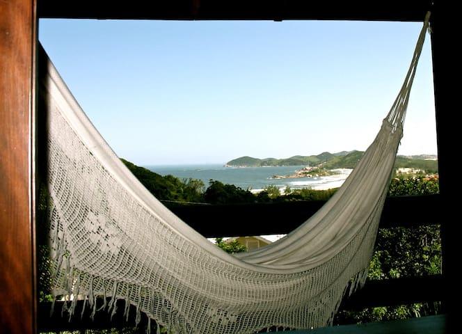 Beautiful House at Ferrugem beach/Garopaba/Brasil - Garopaba - Ház