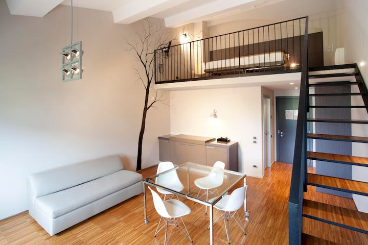 Appartamento Loft  - Barge - Appartement