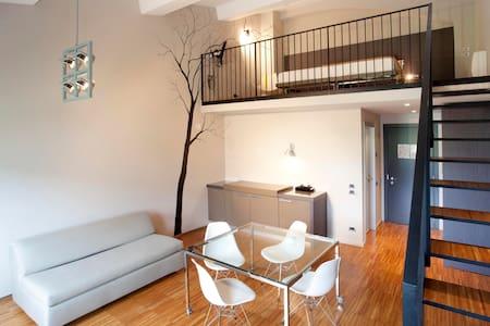 Appartamento Loft  - Barge - Lejlighed