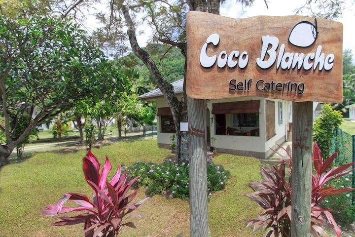 Coco Blanche Ocean View Villa