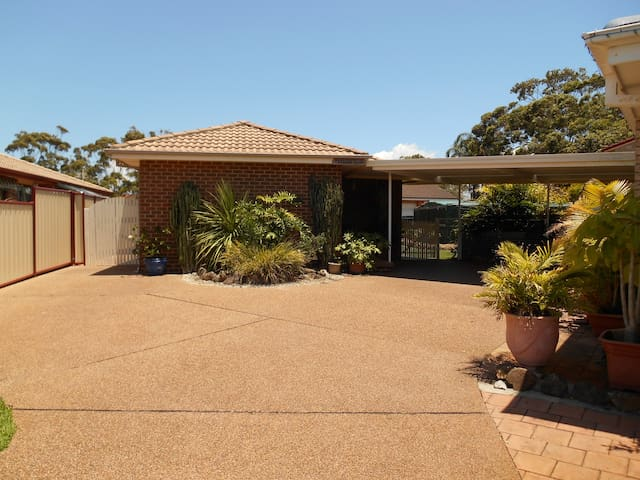 Tweedie's Place - Pet friendly in Paradise - Tuncurry - House