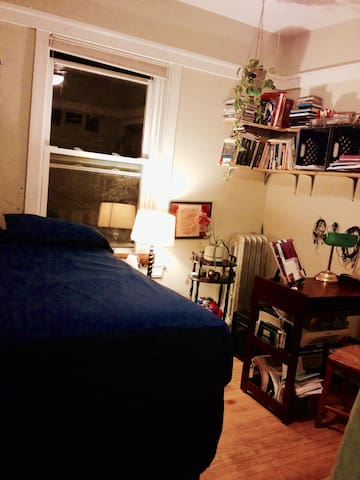 Queer Friendly Writer's or Artist's Room - Chicago - Apartment