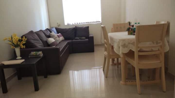 Fully furnished 1BR apartment near Colva Beach