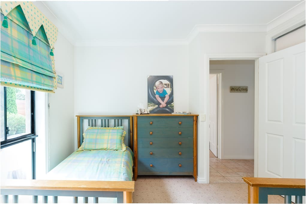 Twin Share Room, suitable for children