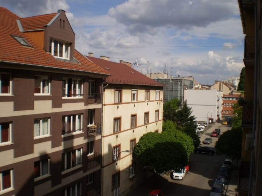 View from the balcony 2
