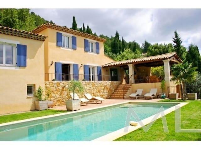 PROVENCE VILLA LUXUEUSE  SEILLANS  - Seillans - Villa