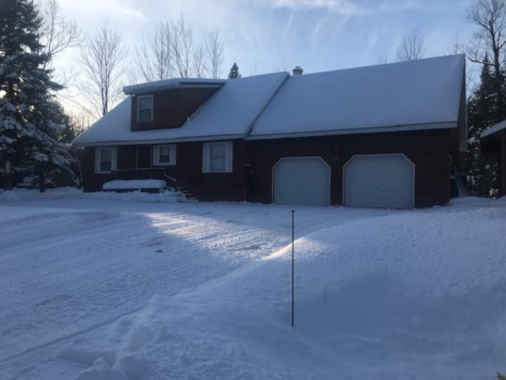 White Pine, MI Home away from Home, 4 bed 2 bath