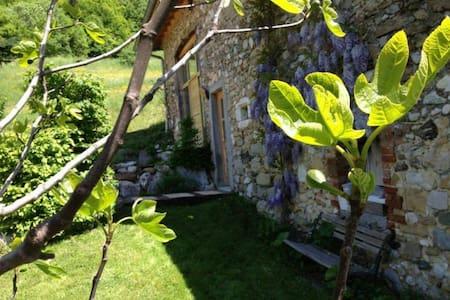 Aux Pierres tranquilles - Saint-Étienne-de-Crossey - Inap sarapan