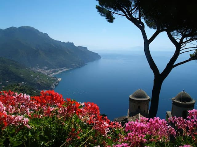 Casa Antonietta on the Amalfi Coast - Ravello - Apartament