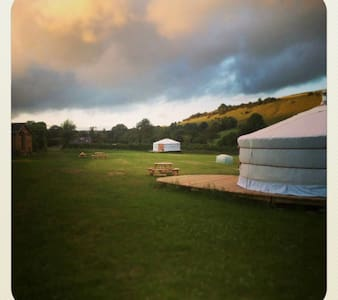 Green Valley Yurts, Dorchester - Dorchester - Yurt