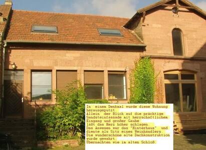Penthouse Apartment im Denkmal - Neustadt - Lägenhet